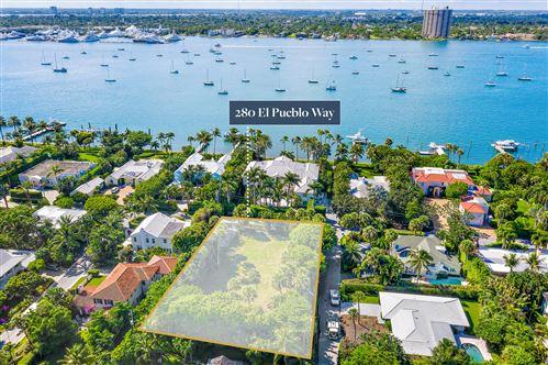 Photo of Listing MLS rx in 280 El Pueblo Way Palm Beach FL 33480