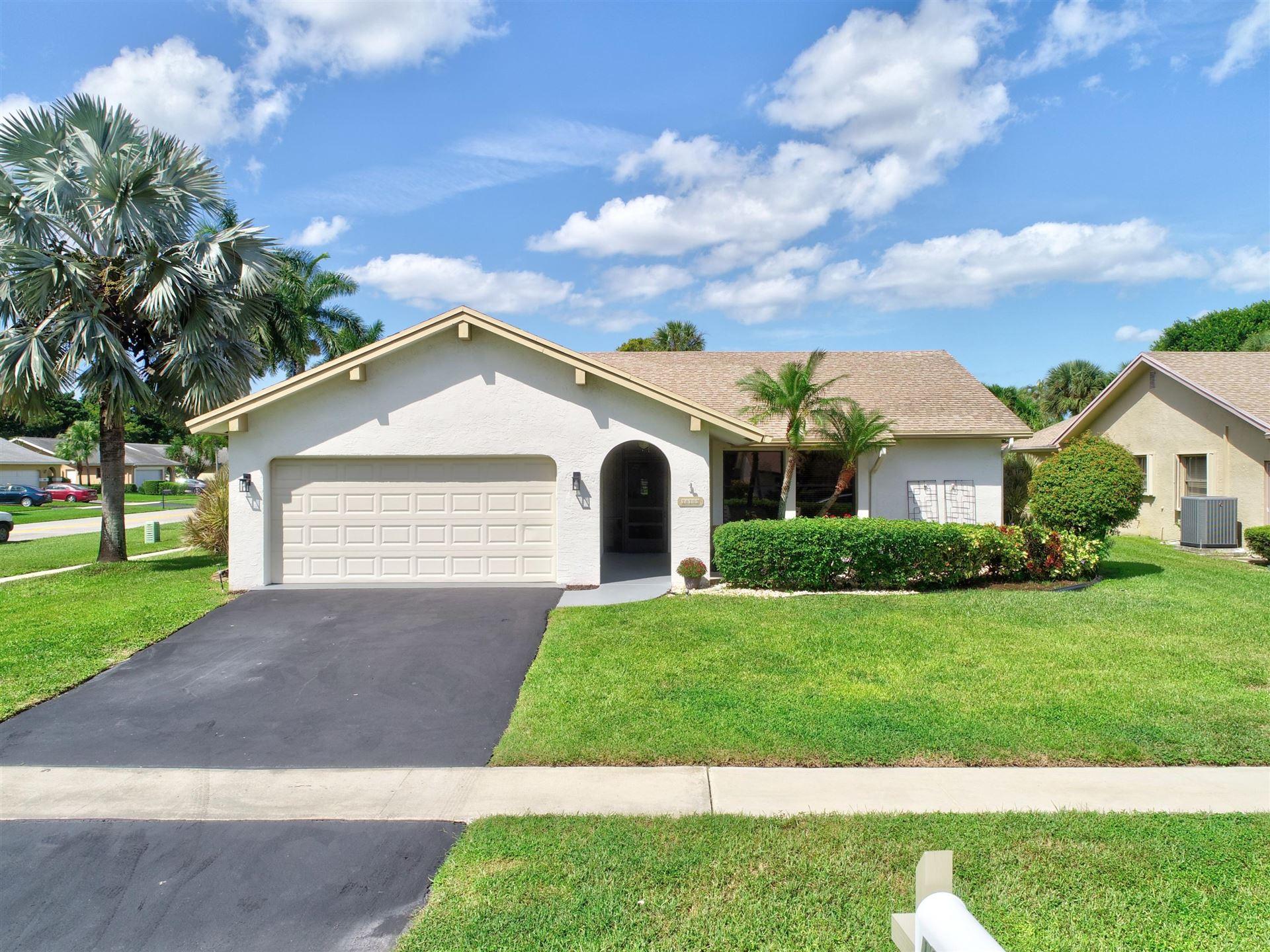 18113 105th Avenue S, Boca Raton, FL 33498 - #: RX-10657845