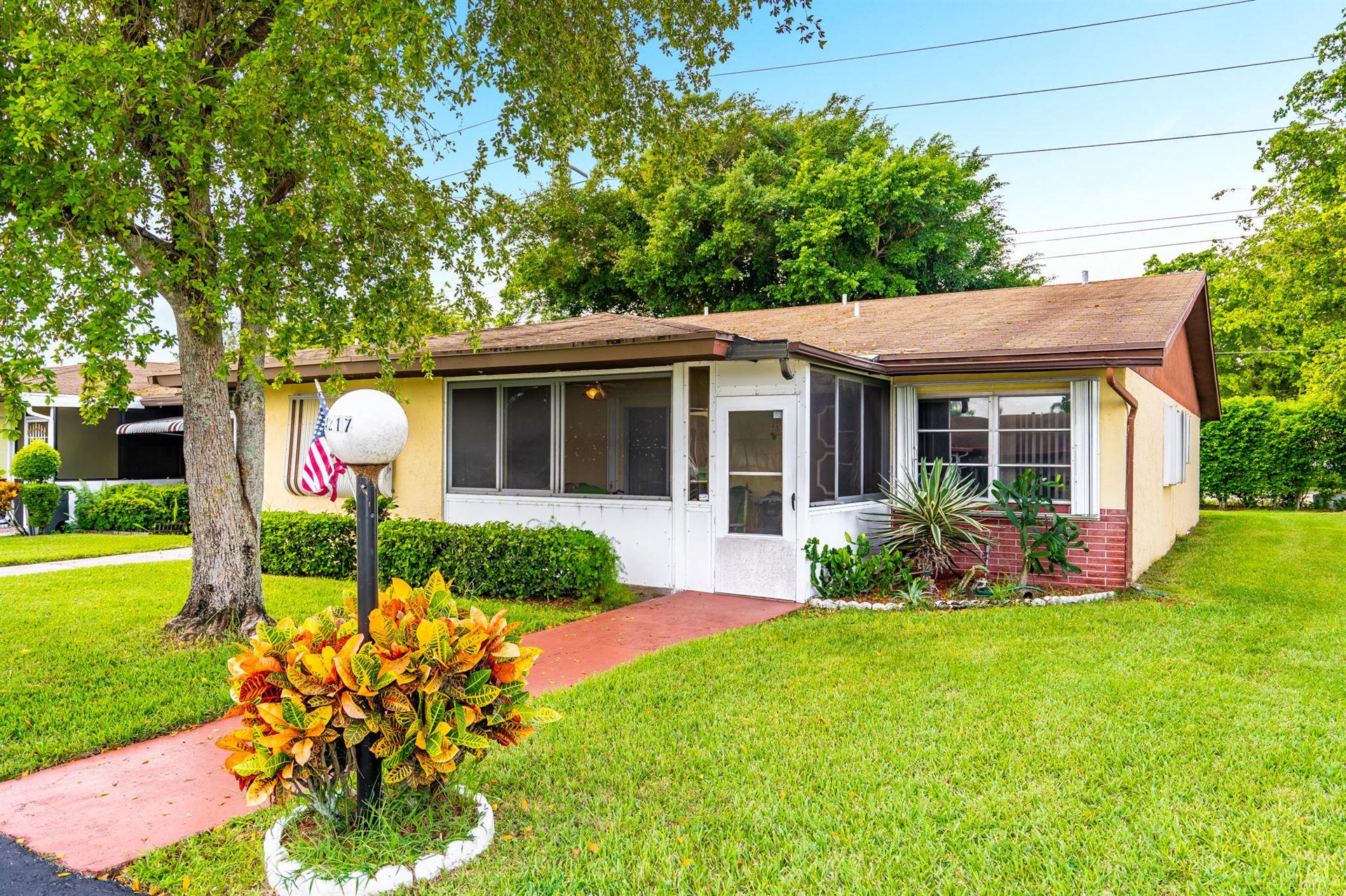14217 Campanelli Drive, Delray Beach, FL 33484 - #: RX-10663845
