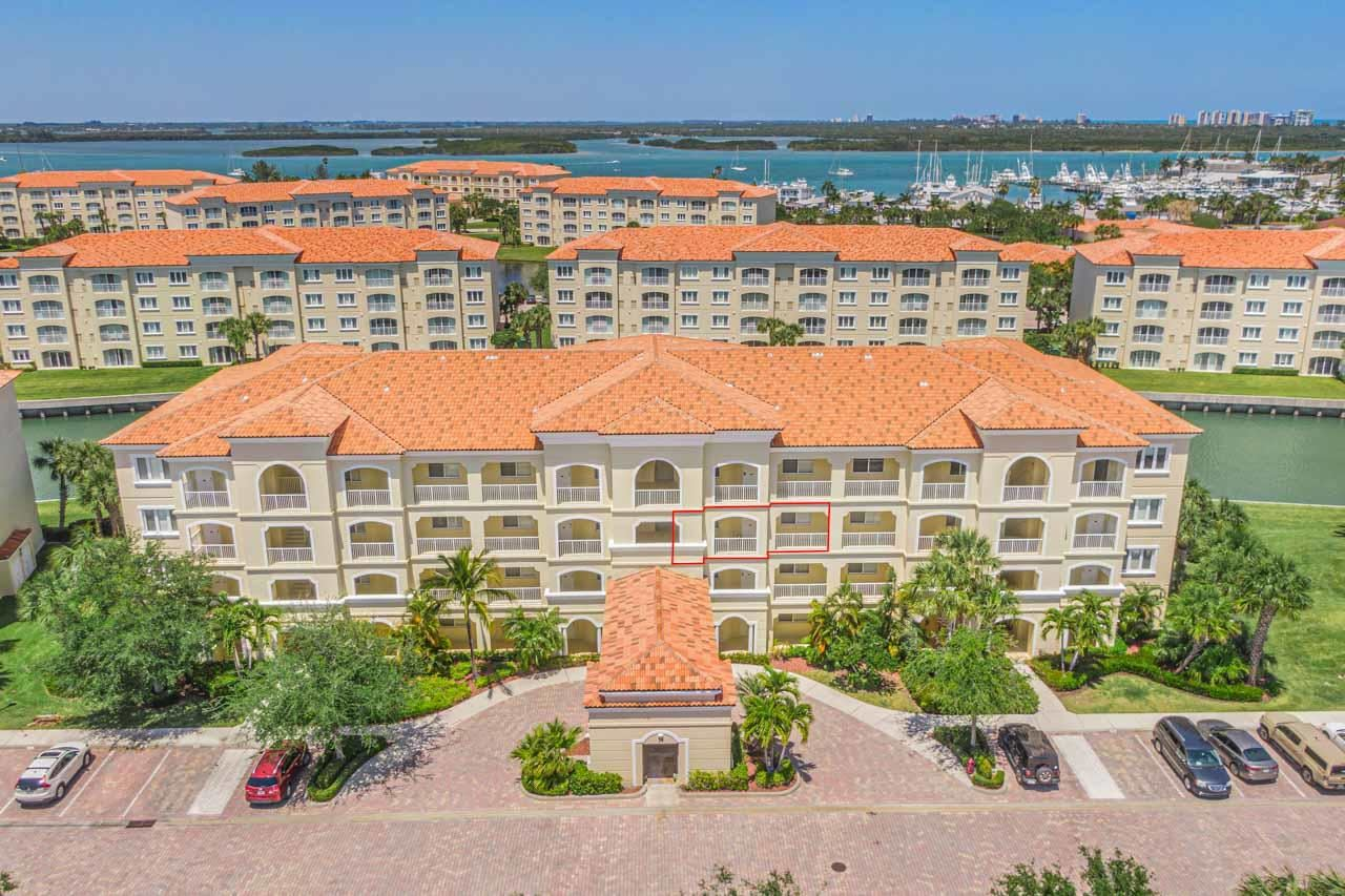Photo of 19 Harbour Isle Drive W #204, Fort Pierce, FL 34949 (MLS # RX-10708845)