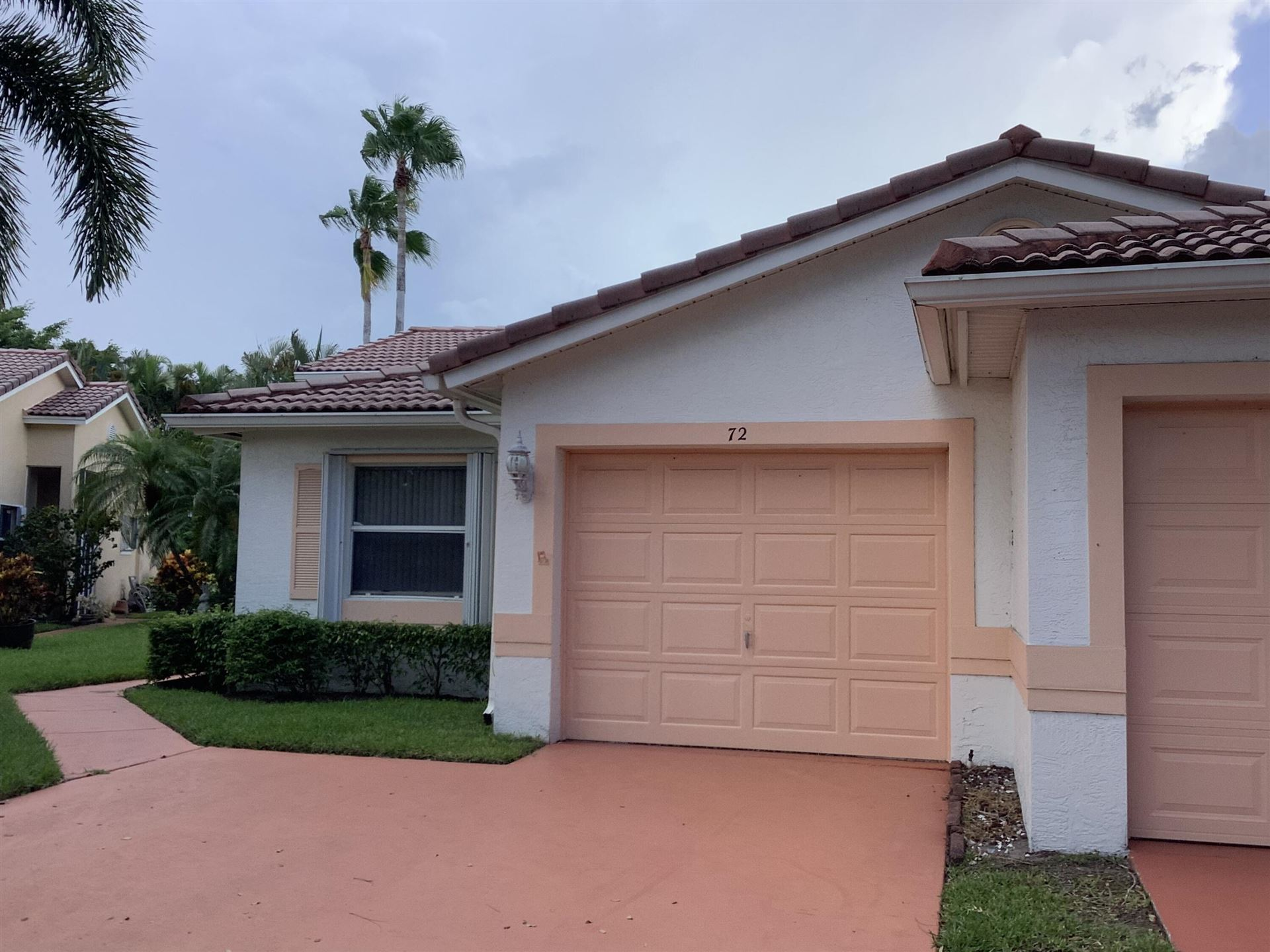 72 Sausalito Drive, Boynton Beach, FL 33436 - #: RX-10746845