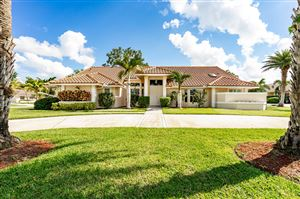 Photo of Listing MLS rx in 15820 Rolling Meadows Circle Wellington FL 33414