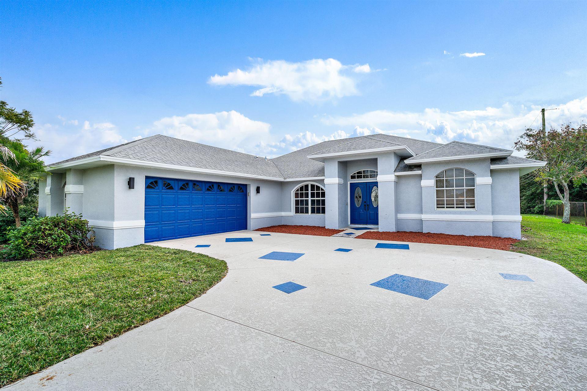 602 SW Mccullough Avenue, Port Saint Lucie, FL 34953 - #: RX-10675846