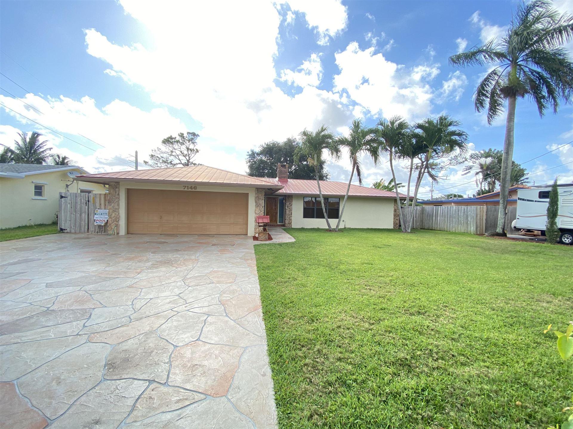 7146 Thompson Road, Boynton Beach, FL 33426 - MLS#: RX-10714846