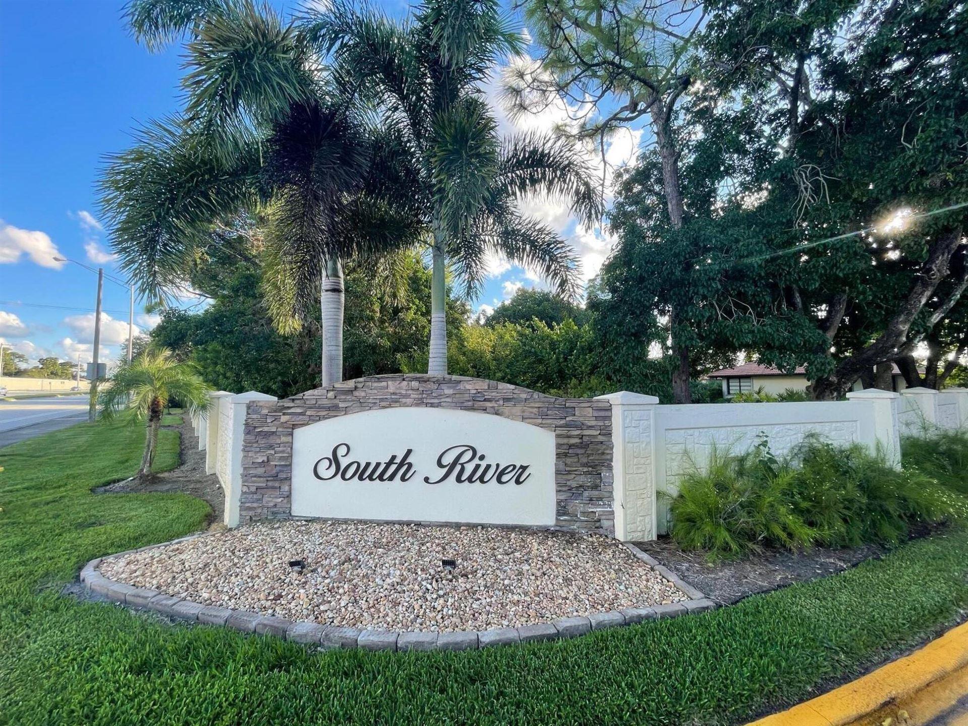 511 SW South River Drive #202, Stuart, FL 34997 - MLS#: RX-10749846