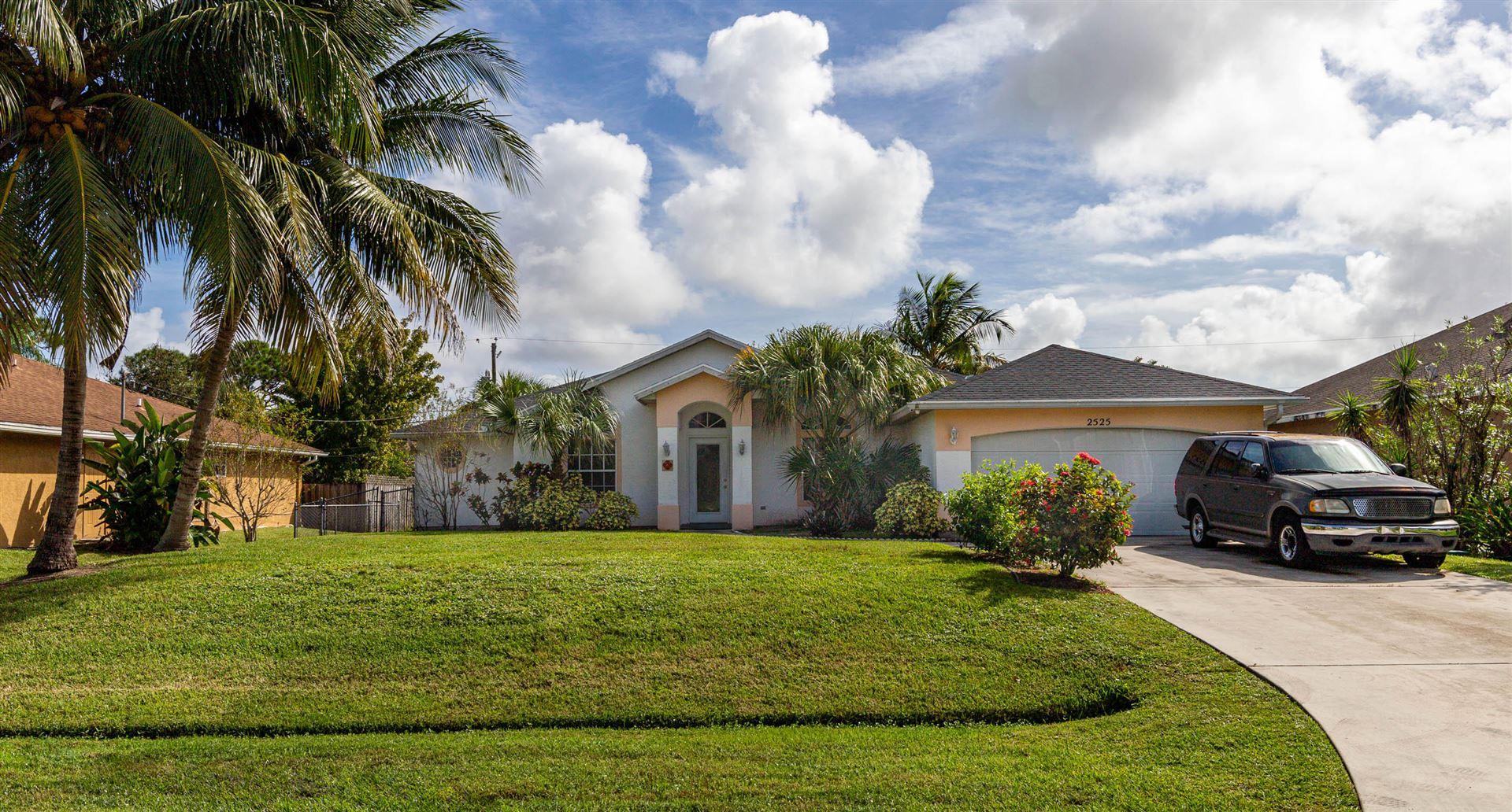 2525 SW Abney Street, Port Saint Lucie, FL 34953 - #: RX-10669847