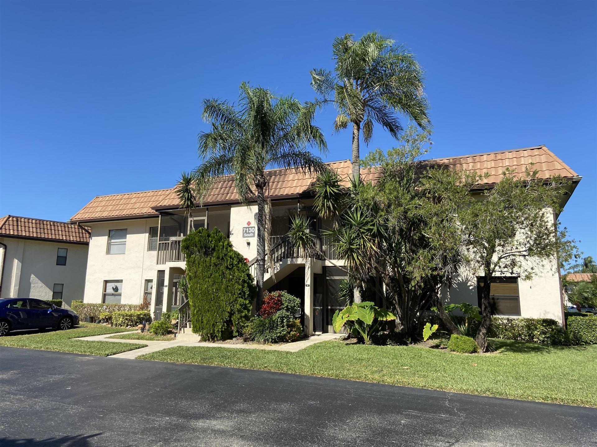 7130 Golf Colony Court #203, Lake Worth, FL 33467 - MLS#: RX-10679847