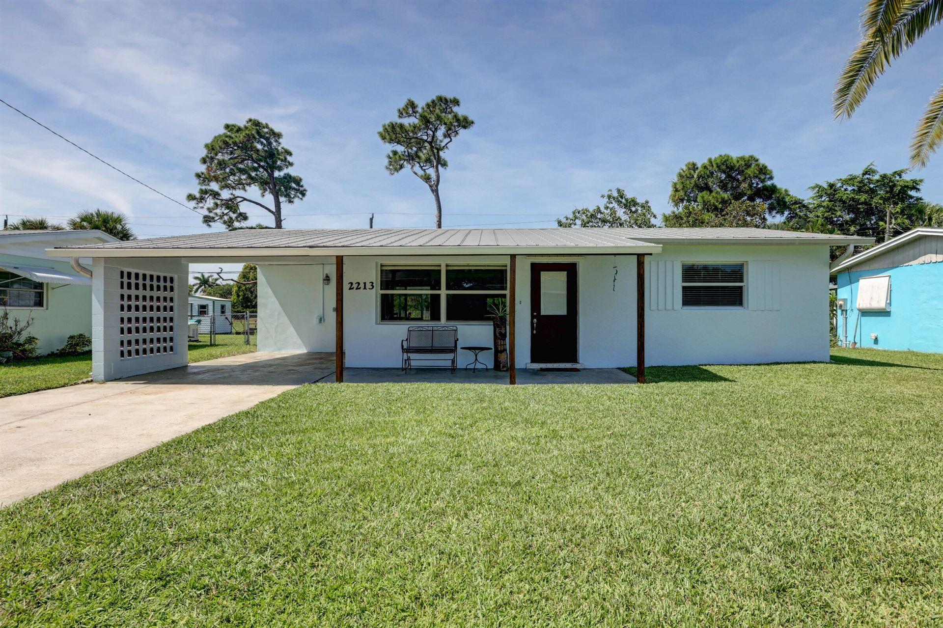 2213 SE Washington Street, Stuart, FL 34997 - #: RX-10743847