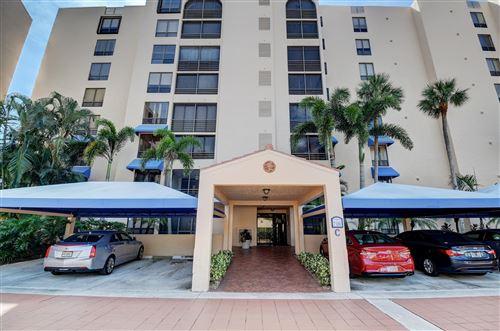 Photo of 7186 Promenade Drive #102, Boca Raton, FL 33433 (MLS # RX-10657848)