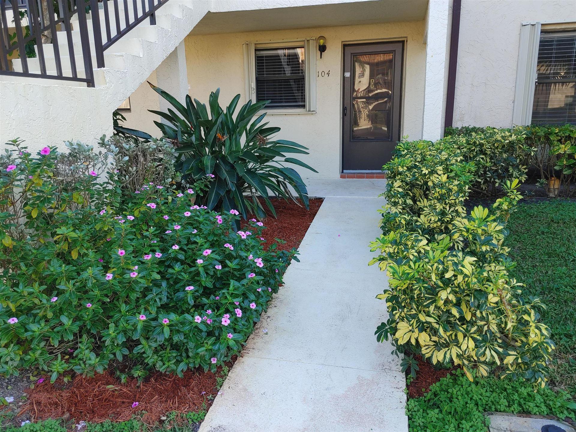 7142 Golf Colony Court #104, Lake Worth, FL 33467 - MLS#: RX-10691848