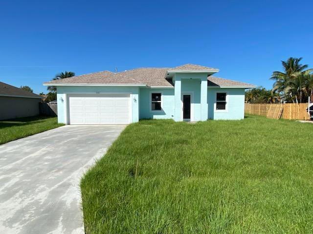 2118 SE Bowie Street, Port Saint Lucie, FL 34952 - MLS#: RX-10739848