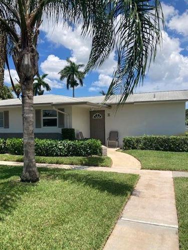 Photo of 2885 Crosley  East Drive #H, West Palm Beach, FL 33415 (MLS # RX-10734849)