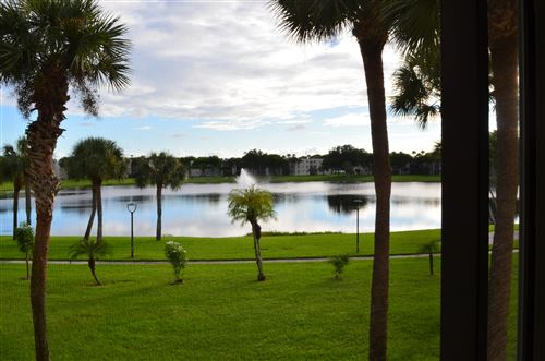 Photo of 5130 Las Verdes Circle #210, Delray Beach, FL 33484 (MLS # RX-10752849)