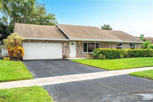 Photo of 17680 Oakwood Avenue, Boca Raton, FL 33487 (MLS # RX-10754849)
