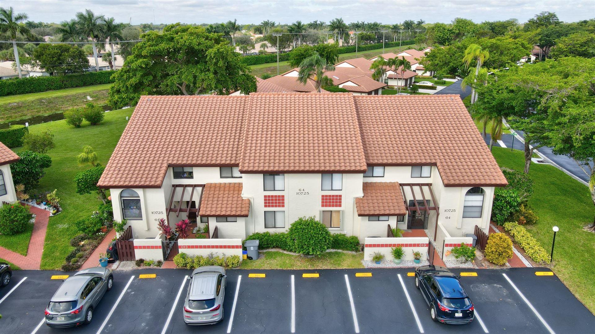 10725 Bahama Palm Way #201, Boynton Beach, FL 33437 - #: RX-10668849