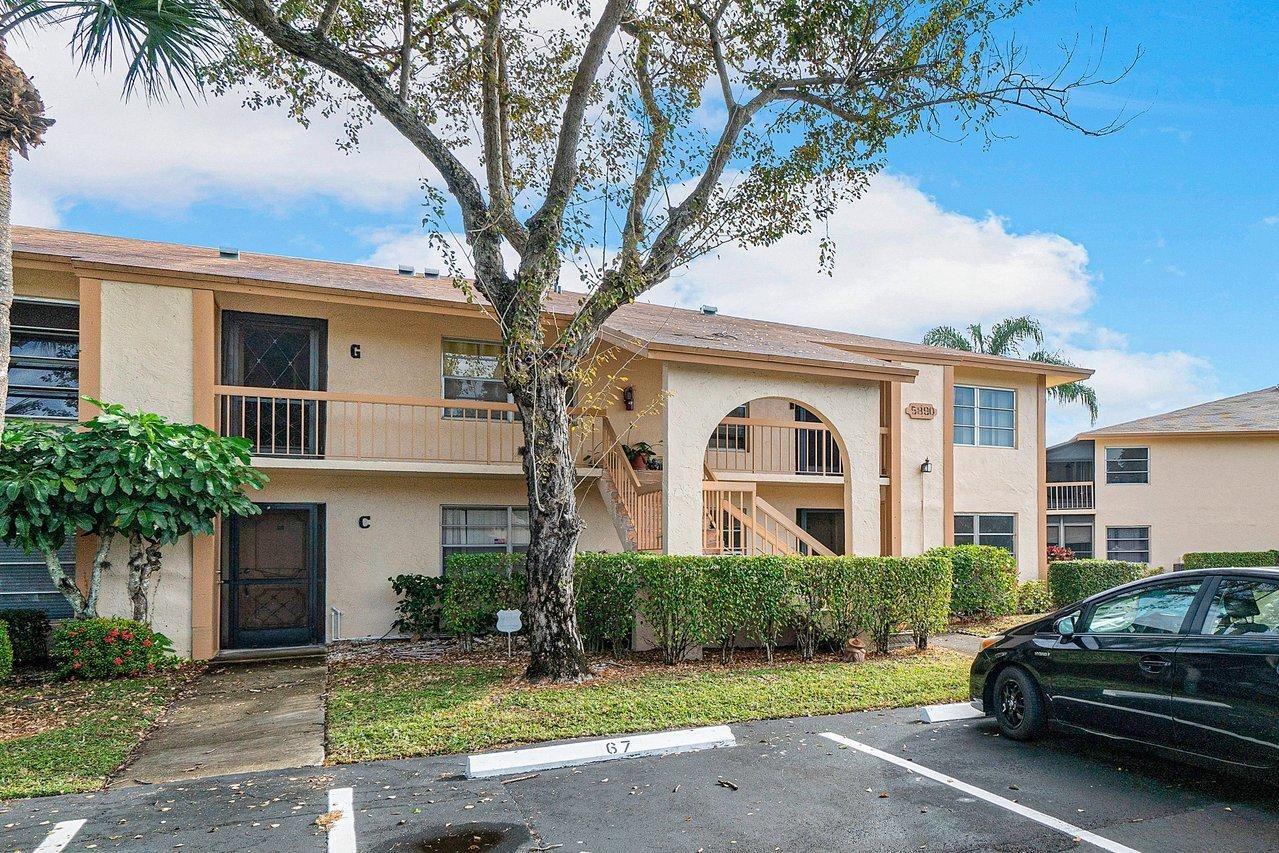5890 Sugar Palm F Court #F, Delray Beach, FL 33484 - #: RX-10684849