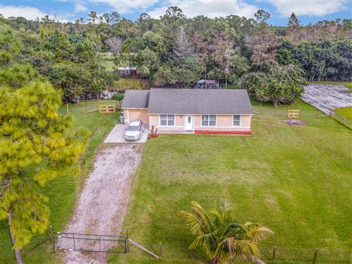 Photo of 16893 81st Lane N, Loxahatchee, FL 33470 (MLS # RX-10578850)