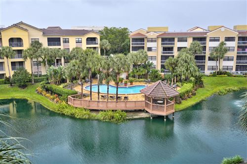 Photo of 700 Uno Lago Drive #303, Juno Beach, FL 33408 (MLS # RX-10671850)
