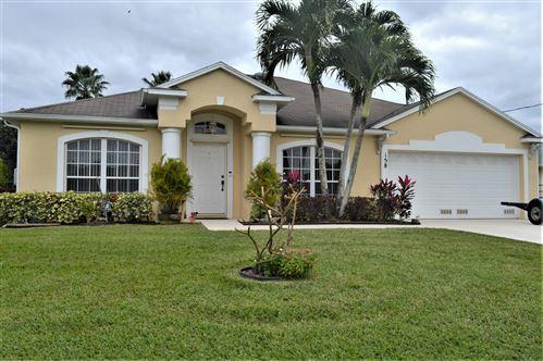 Photo of 158 NE Twylite Terrace, Port Saint Lucie, FL 34953 (MLS # RX-10752850)