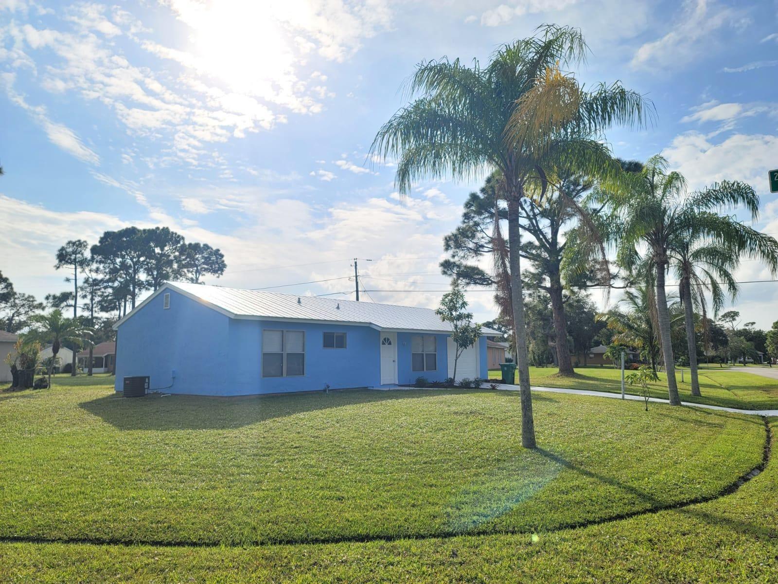 1198 SE Stewart Road, Port Saint Lucie, FL 34952 - #: RX-10676850
