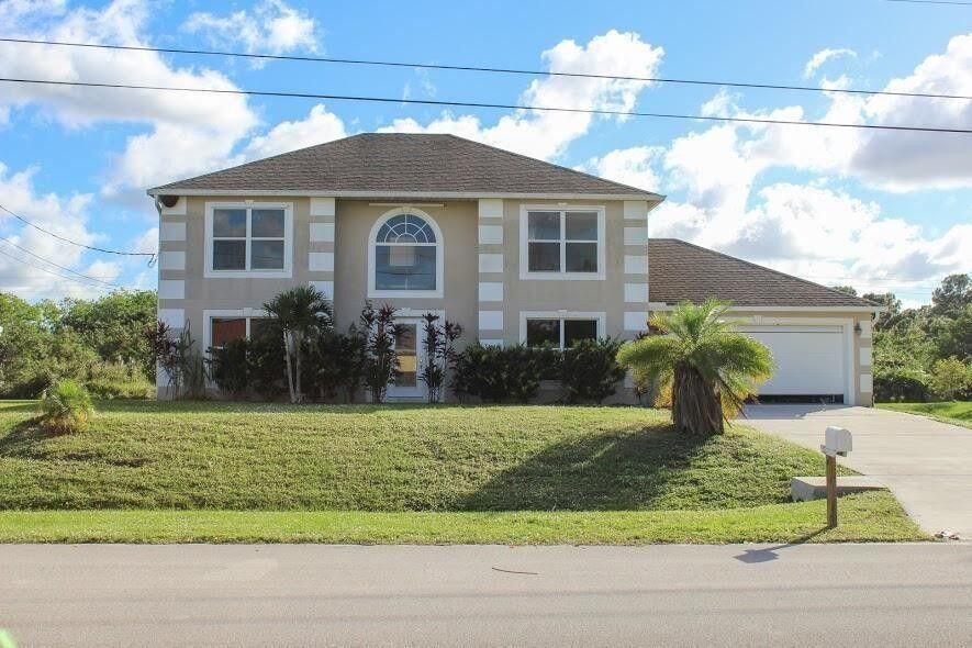 1452 SW Falmouth Avenue, Port Saint Lucie, FL 34983 - #: RX-10729850