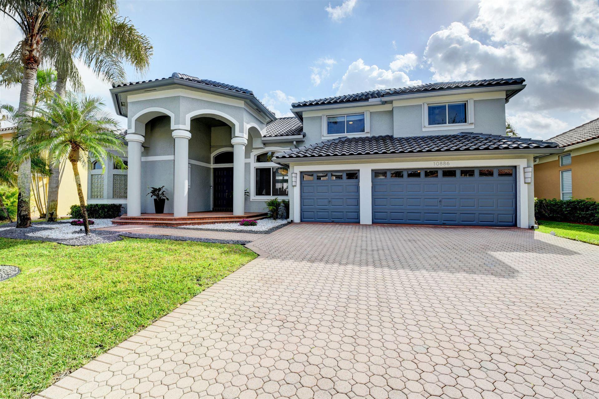 10886 Bal Harbor Drive, Boca Raton, FL 33498 - #: RX-10733850