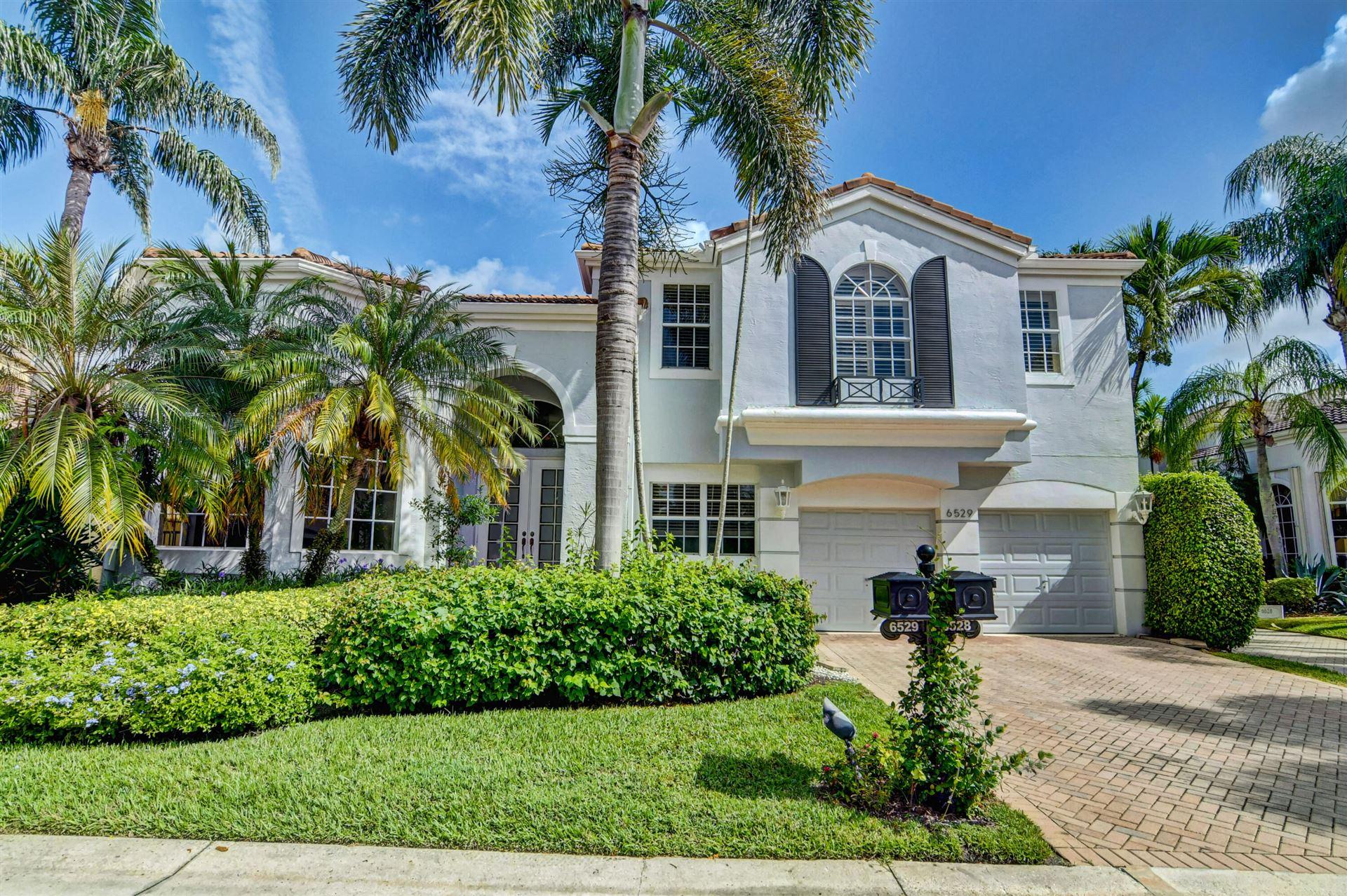 6529 NW 40th Court, Boca Raton, FL 33496 - MLS#: RX-10741850