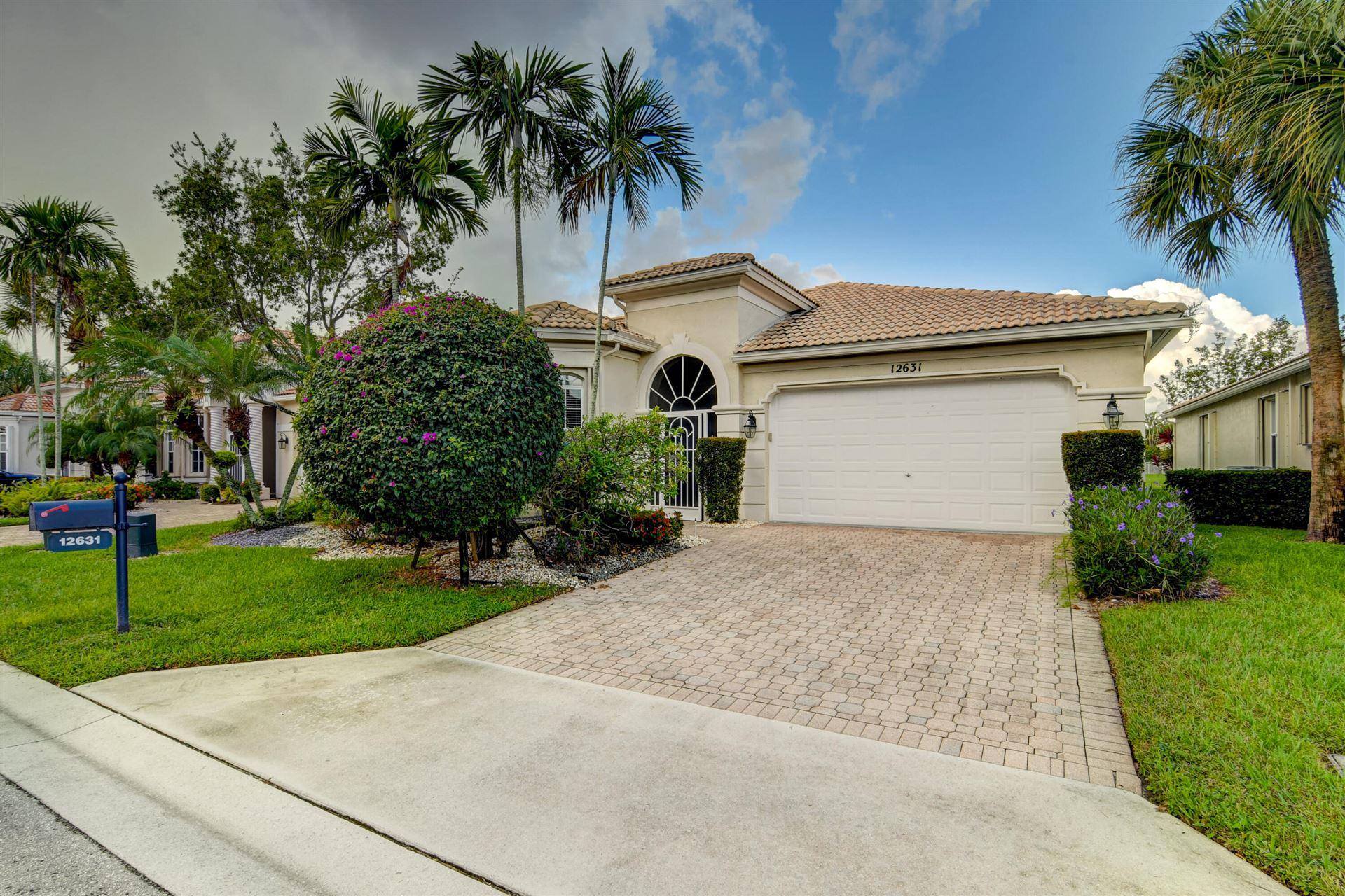 12631 Via Ravenna, Boynton Beach, FL 33436 - #: RX-10751850