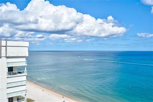 Photo of 1010 S Ocean Boulevard #Ph16, Pompano Beach, FL 33062 (MLS # RX-10754851)