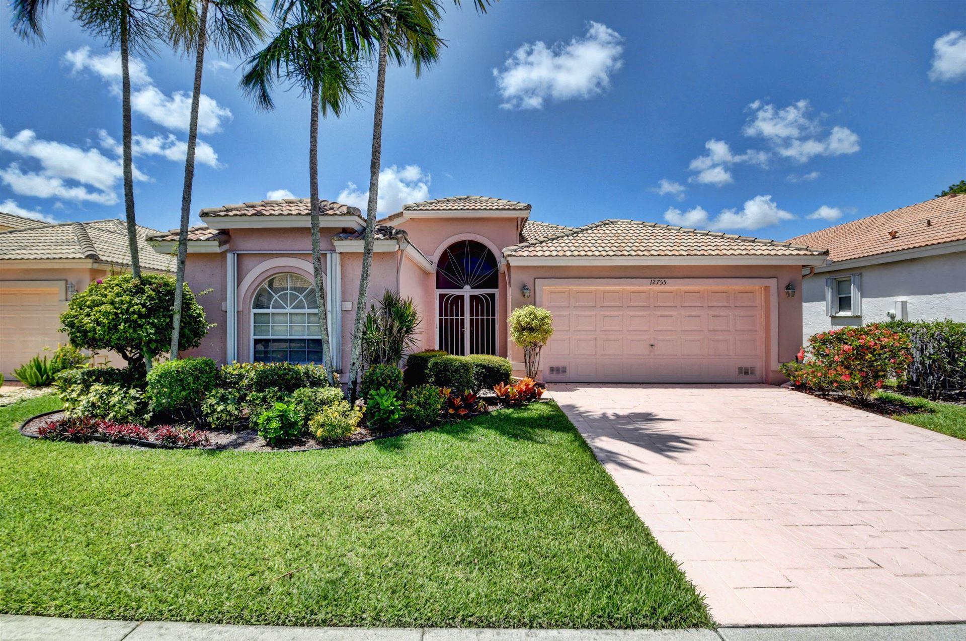 12755 Coral Lakes Drive, Boynton Beach, FL 33437 - MLS#: RX-10722851