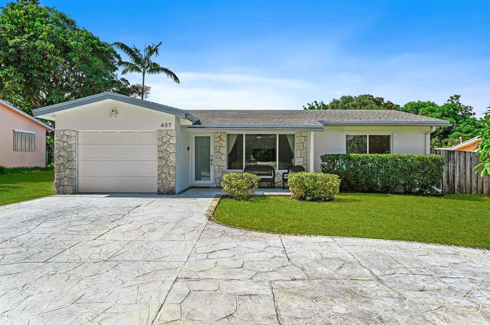 457 SW 4th Avenue, Boynton Beach, FL 33435 - MLS#: RX-10731851