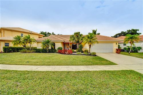 Photo of 20091 Back Nine Drive, Boca Raton, FL 33498 (MLS # RX-10593852)