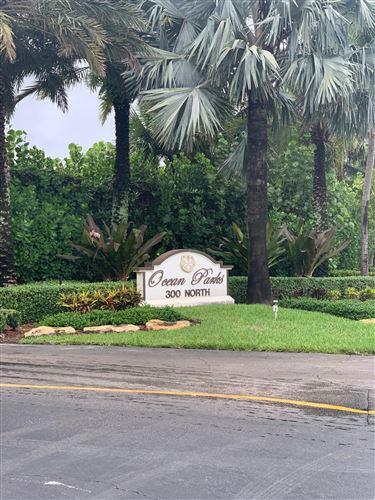 Photo of 300 N Highway A1a #305b, Jupiter, FL 33477 (MLS # RX-10659852)