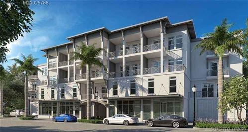 Photo of 41 SW Seminole Street #Unit 3, Stuart, FL 34994 (MLS # RX-10674852)