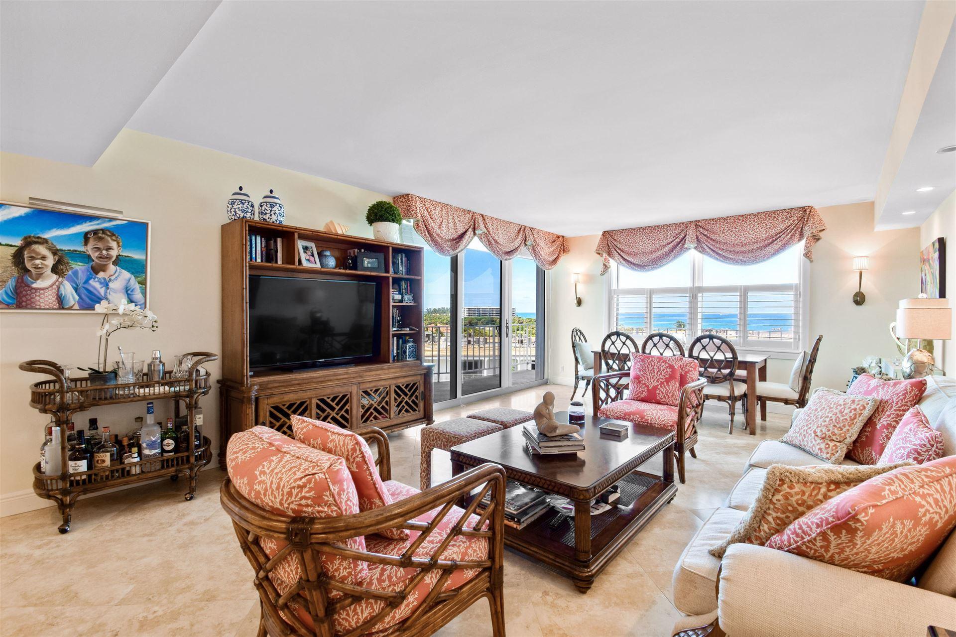 2295 S Ocean Boulevard #717, Palm Beach, FL 33480 - #: RX-10643852