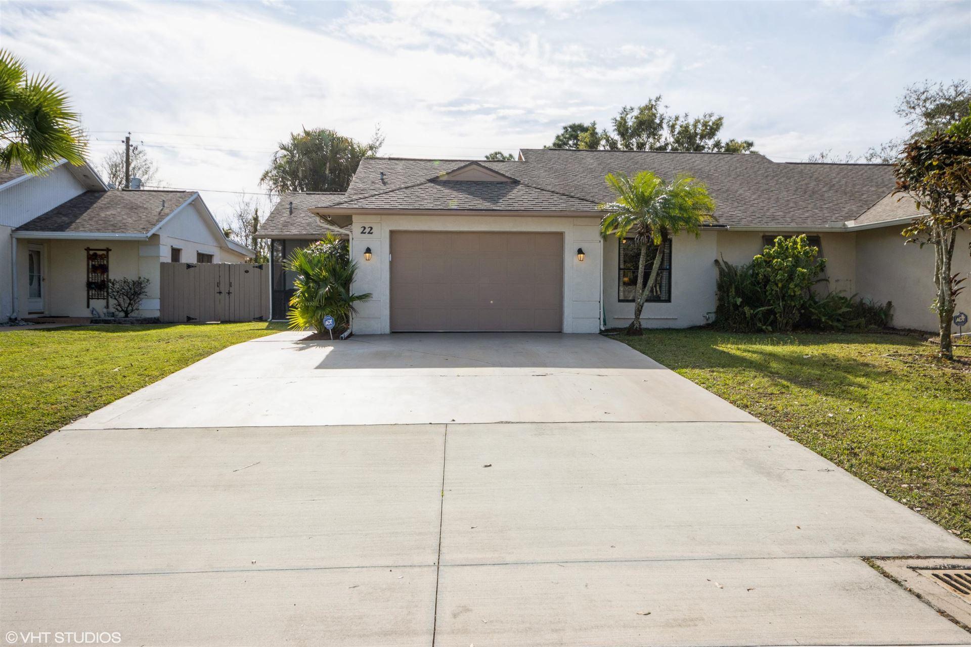 22 SE Taho Terrace, Stuart, FL 34997 - #: RX-10685852