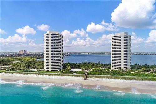 Photo of 5080 N Ocean Drive #16b, Singer Island, FL 33404 (MLS # RX-10734853)