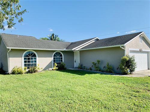 Photo of 515 SW Butler Avenue, Port Saint Lucie, FL 34983 (MLS # RX-10752853)
