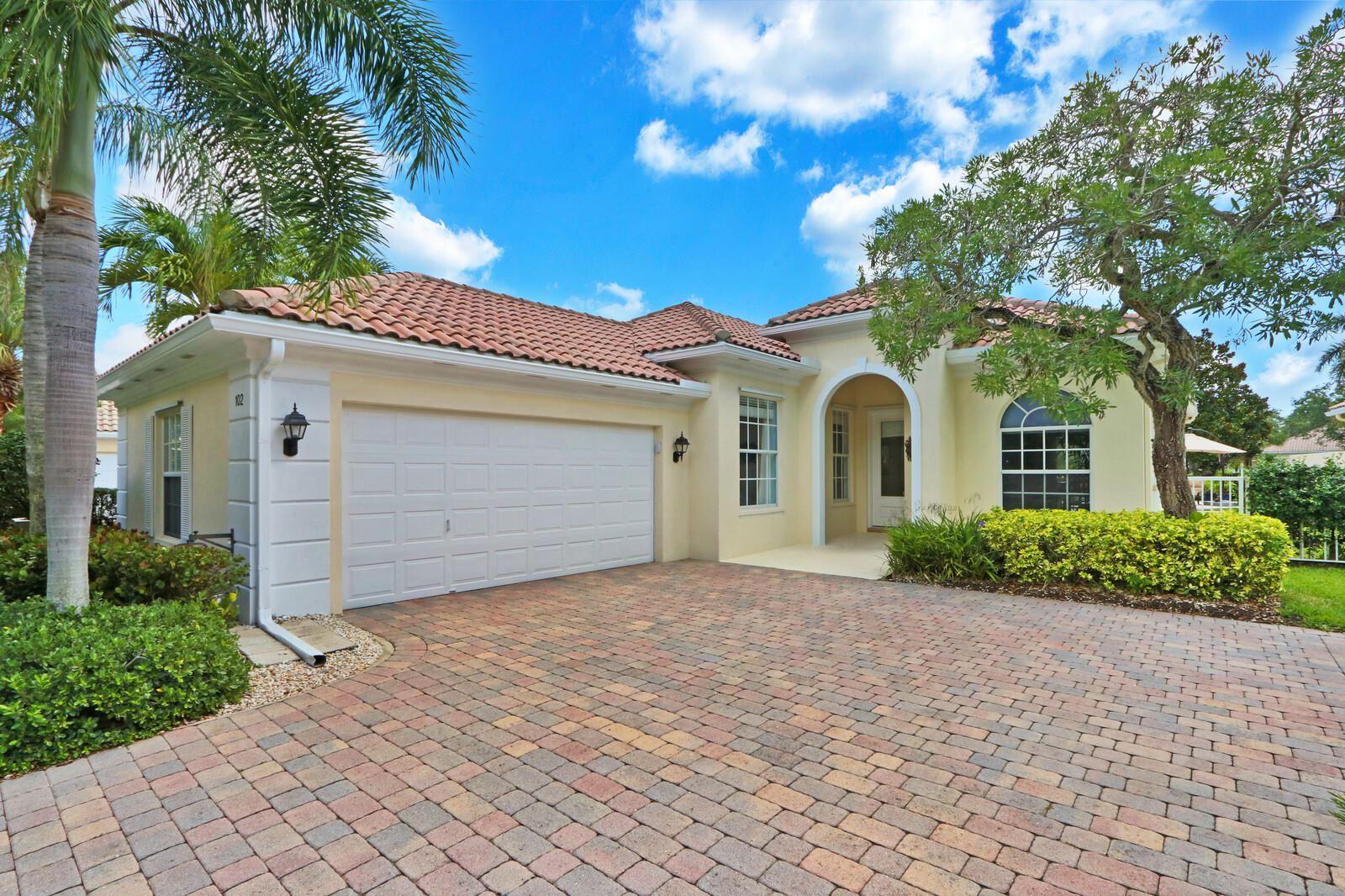 Photo of 102 Euphrates Circle, Palm Beach Gardens, FL 33410 (MLS # RX-10725853)