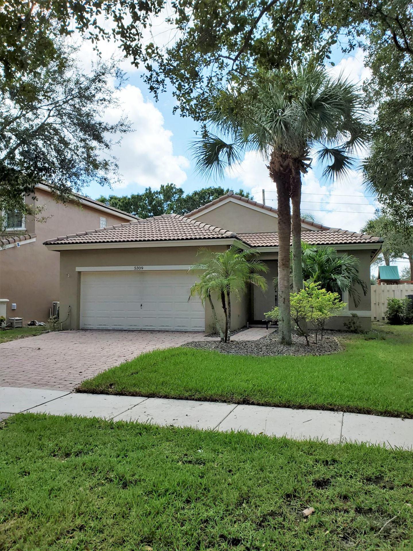 5309 Sancerre Circle, Lake Worth, FL 33463 - #: RX-10662854