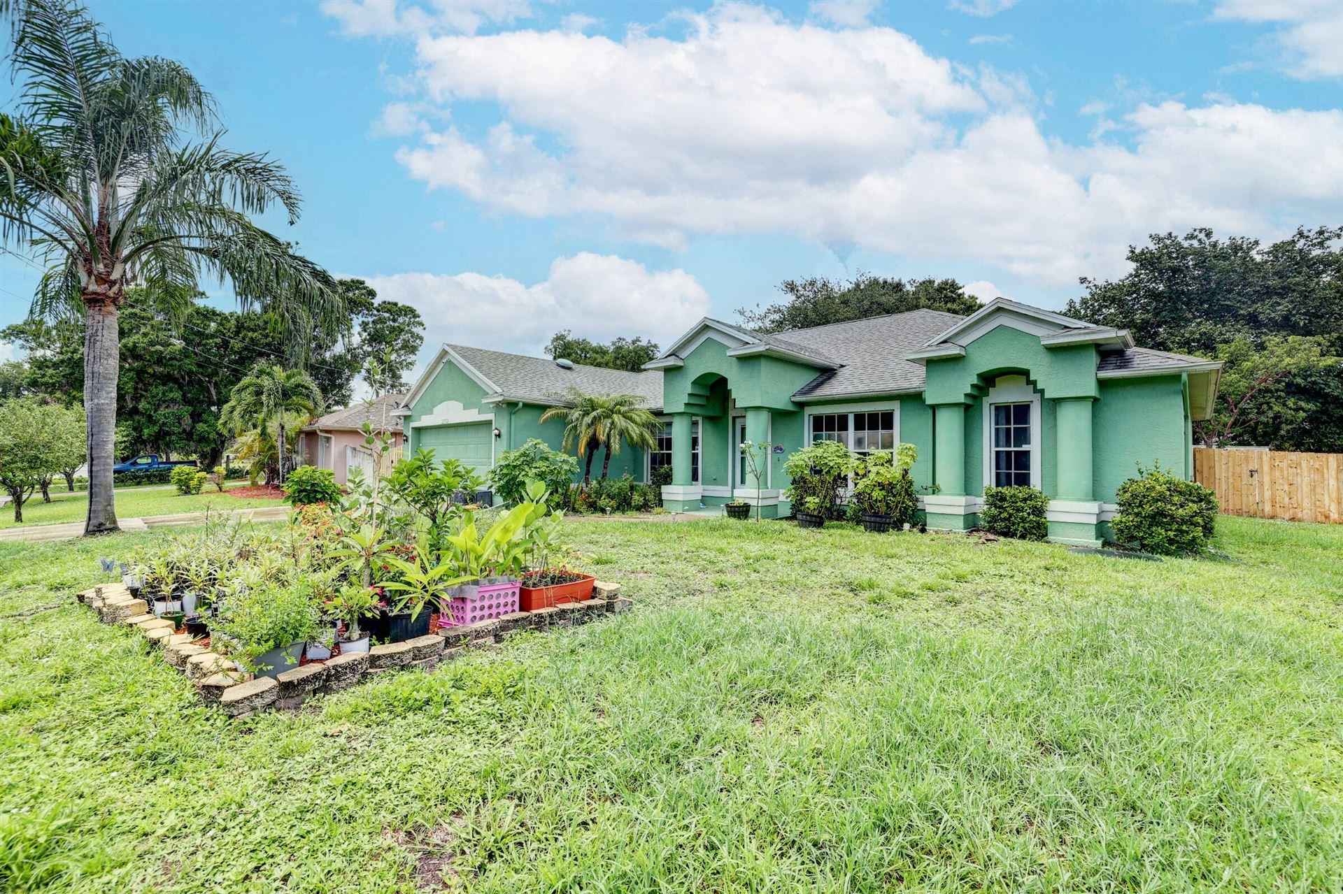 2232 SW Pigeon Terrace, Port Saint Lucie, FL 34953 - #: RX-10725854