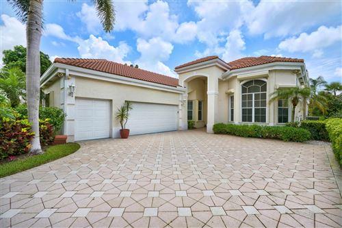 Photo of 150 Windward Drive, Palm Beach Gardens, FL 33418 (MLS # RX-10611855)