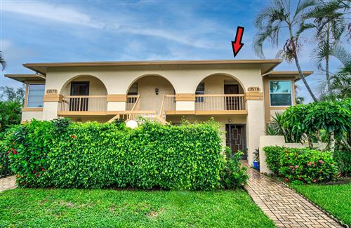 Photo of 13578 Sabal Palm Court #D, Delray Beach, FL 33484 (MLS # RX-10735855)