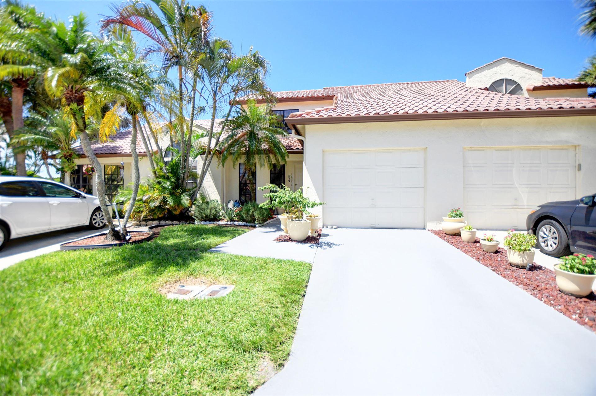 18552 Woodstream Drive, Boca Raton, FL 33498 - #: RX-10732855