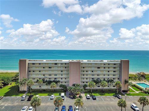 Photo of 10102 S Ocean Drive #A-207, Jensen Beach, FL 34957 (MLS # RX-10734856)