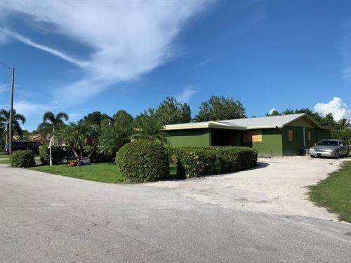 Photo of 1025 SE 2nd Street, Belle Glade, FL 33430 (MLS # RX-10749856)