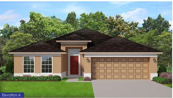 691 NE Purple Martin Place, Port Saint Lucie, FL 34983 - #: RX-10607856