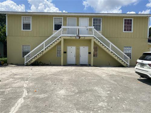 Photo of 1609 W 28th Street #A, Riviera Beach, FL 33404 (MLS # RX-10734857)
