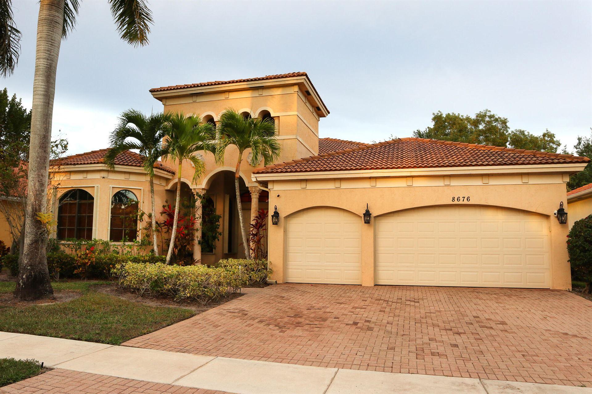 8676 Club Estates Way, Lake Worth, FL 33467 - MLS#: RX-10704857