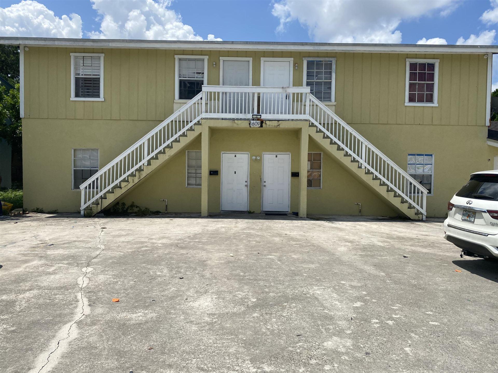 1609 W 28th Street #A, Riviera Beach, FL 33404 - #: RX-10734857